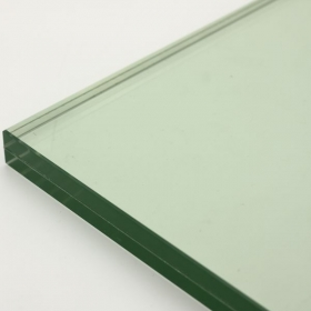 China clear laminated glass 10.38mm producer factory