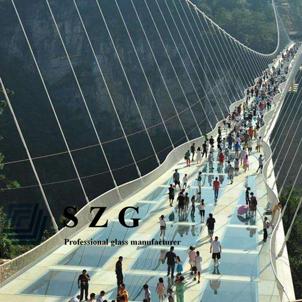 Do you know the longest glass bridge around the world?