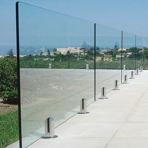 10 Mm Tempered Glass Balustrade Supplier 10 Mm Toughened Glass