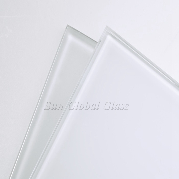 10mm Milky White Silkscreen Glass Manufacturer China 10mm