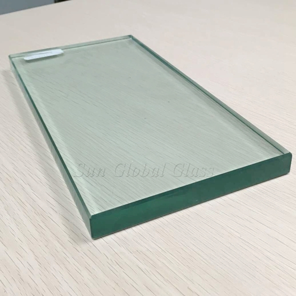 Custom Cut Laminated Glass