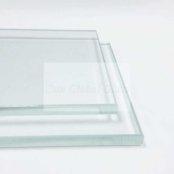 Mm low iron float glass supplier ultra clear