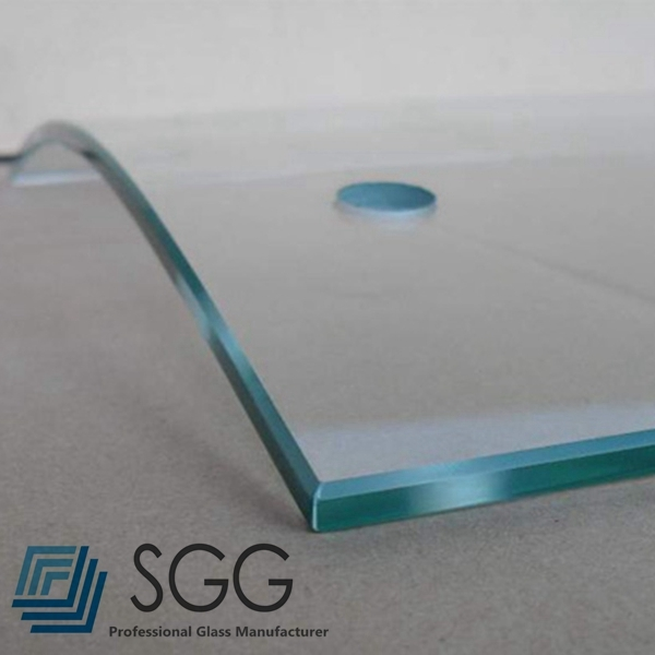 5mm curved tempered glass5mm bent glass panels5mm curved toughened glass panel