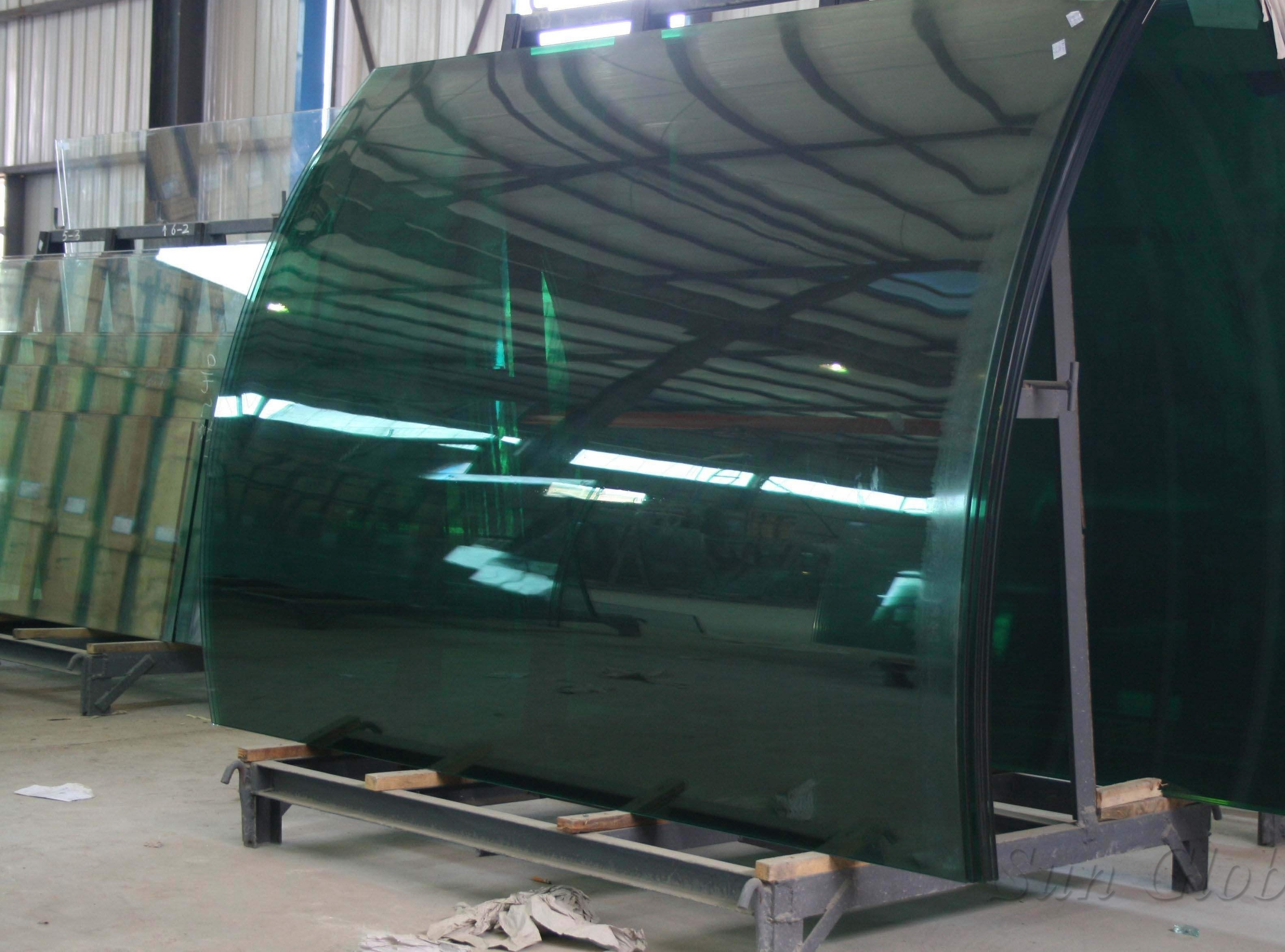 55181429c40f Tempered curved Glass 6mm manufacturer