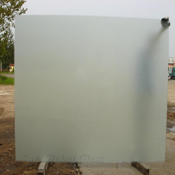 8mm Sandblasted Glass Manufacturer In China Supplier Of