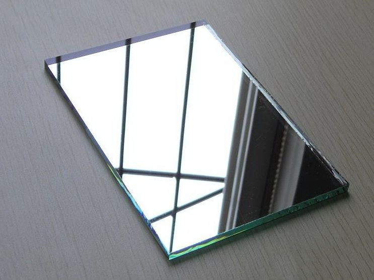 Vidrio plateado claro del espejo 6mm company china 6mm for Long glass mirror